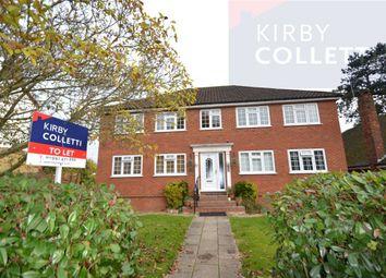 Thumbnail 2 bedroom maisonette to rent in College Road, Hoddesdon