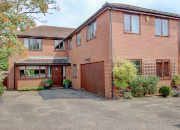 Thumbnail 5 bed detached house for sale in Saxilby Road, Sturton By Stow, Nr. Lincoln