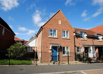 Thumbnail 3 bed end terrace house for sale in Damson Drive, Hartley Wintney, Hook