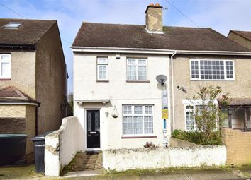 Thumbnail 2 bed semi-detached house for sale in Preston Road, Gravesend, Kent