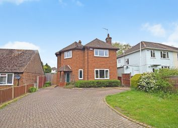 Thumbnail 3 bed detached house for sale in Chart Road, Ashford