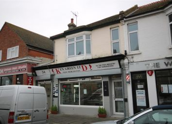 Thumbnail 3 bed flat to rent in High Street, Clacton-On-Sea