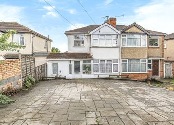 3 bed semi-detached house for sale in Taunton Way, Stanmore, Middlesex HA7