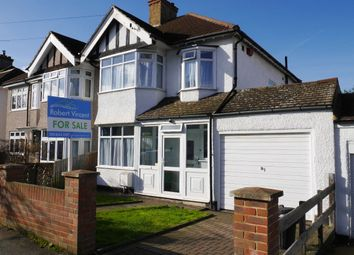 Thumbnail 3 bed semi-detached house for sale in Manor Road, West Wickham