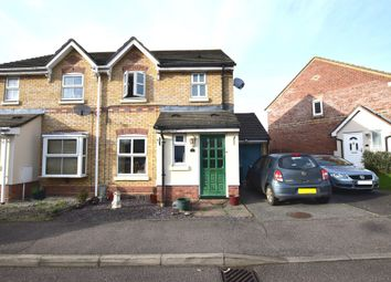 Thumbnail 3 bed semi-detached house for sale in Albert Gardens, Church Langley, Harlow