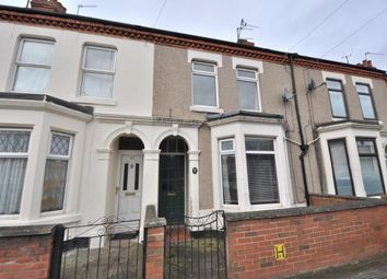 Thumbnail 2 bed terraced house to rent in St. Leonards Road, Far Cotton