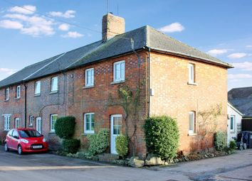 Thumbnail 3 bed end terrace house for sale in West Overton, Marlborough
