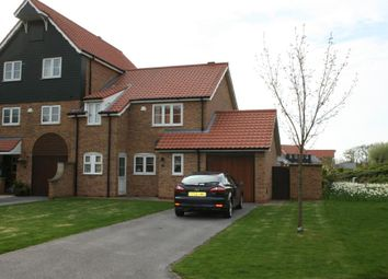 Thumbnail 3 bedroom semi-detached house to rent in Park Lane, Burton Waters