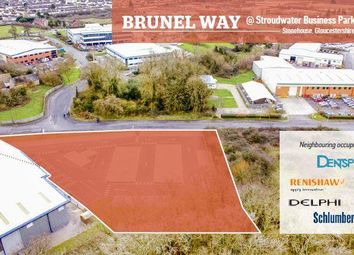 Thumbnail Industrial for sale in Land At Brunel Way, Stroudwater Business Park, Stonehouse, Stroud, Gloucestershire