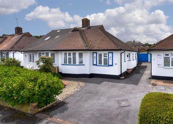 Thumbnail 2 bed semi-detached bungalow for sale in Eastdean Avenue, Epsom, Surrey