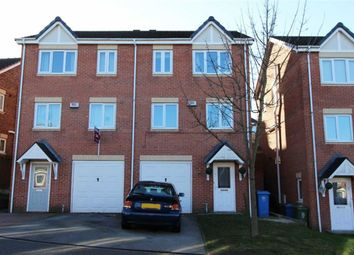 Thumbnail 3 bed semi-detached house to rent in Dewberry Gardens, Mansfield, Nottinghamshire