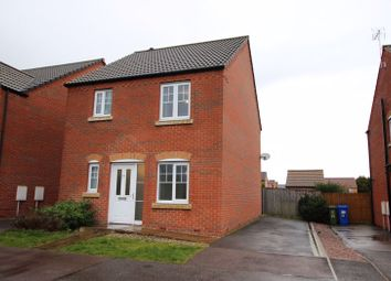 Thumbnail 3 bed detached house for sale in Oakfield Row, Oakfield Lane, Warsop