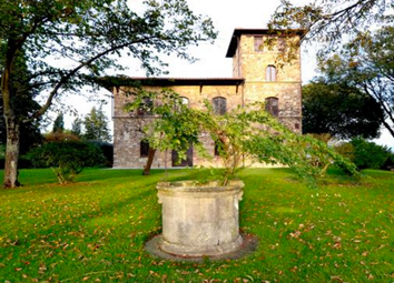 Thumbnail 11 bedroom villa for sale in Gorgeous Villa With Medieval Tower, Tuscany, Italy