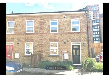 Thumbnail 2 bed end terrace house to rent in Woodcroft Mews, London