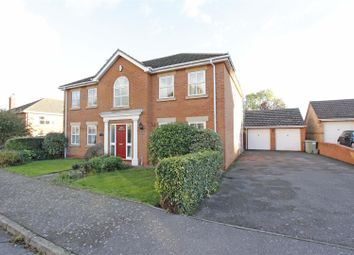 Thumbnail 4 bed detached house for sale in Brambling Walk, Rippingale, Bourne