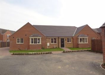 Thumbnail 2 bed bungalow for sale in Poplar Close, Ruskington, Sleaford