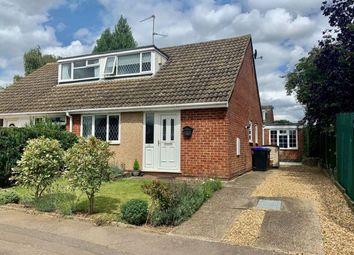 Thumbnail 3 bed semi-detached house for sale in Reynard Way, Kingsthorpe, Northampton