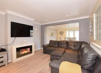 Thumbnail 4 bed semi-detached house for sale in Lords Wood Lane, Lords Wood, Chatham, Kent