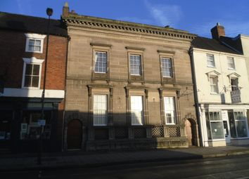Thumbnail 4 bed triplex to rent in Church Street, Ashbourne