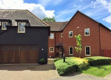 Thumbnail 5 bed detached house for sale in Bellrope Meadow, Sampford Road, Thaxted, Dunmow