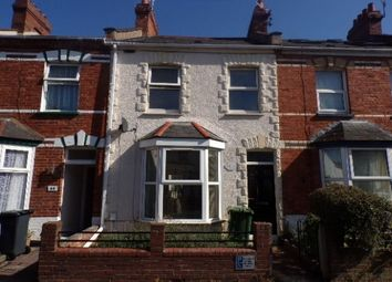 Thumbnail 3 bedroom property to rent in Buller Road, Exeter