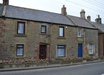Thumbnail 4 bed terraced house for sale in Main Street, East End, Chirnside, Berwickshire, Scottish Borders