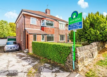 Thumbnail 3 bedroom semi-detached house for sale in Herries Road, Sheffield