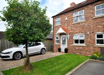Thumbnail 3 bed end terrace house for sale in Harriers Croft, Dalton, Thirsk