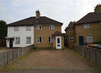 Thumbnail 3 bed semi-detached house for sale in Springfield Close, Croxley Green, Croxley Green, Hertfordshire
