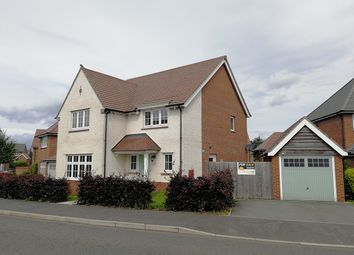 Thumbnail 4 bed detached house for sale in Oakland Way, Penymynydd, Chester