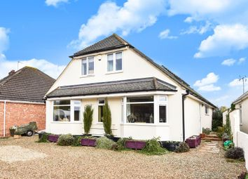 Thumbnail 5 bed detached bungalow for sale in Dry Sandford, Oxfordshire