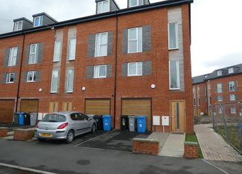 Thumbnail 4 bed town house for sale in Northumberland Road, Old Trafford, Manchester.