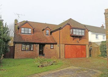 Thumbnail 4 bed detached house for sale in The Butts, Alton
