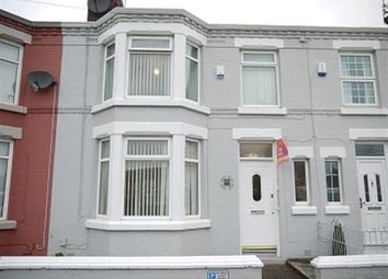 Thumbnail 3 bed terraced house for sale in Stalmine Road, Walton, Liverpool