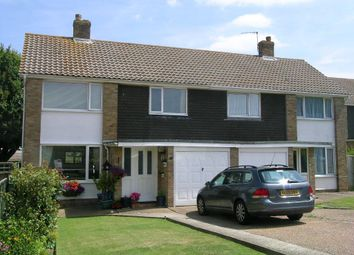 Thumbnail Semi-detached house for sale in Windsor Way, Polegate