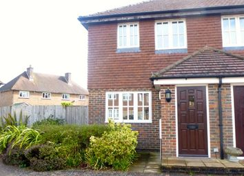 Thumbnail 2 bedroom end terrace house to rent in Holland Court, East Grinstead, West Sussex
