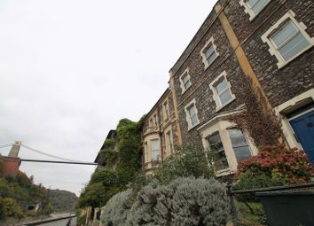 Thumbnail 2 bedroom flat to rent in Hotwell Road, Hotwells, Bristol