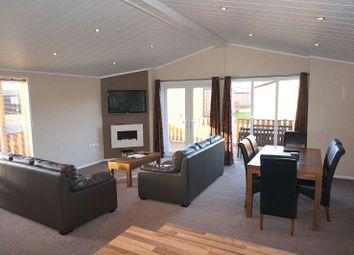 Thumbnail 3 bed lodge for sale in Gressingham, South Lakeland Leisure Village, Dock Acres, Borwick Lane, Carnforth