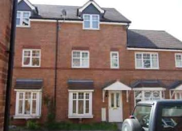 Thumbnail 4 bed terraced house to rent in Netherhouse Close, Great Barr, Birmingham