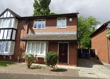 Thumbnail 3 bedroom property to rent in Brampton Drive, Edge Hill, Liverpool