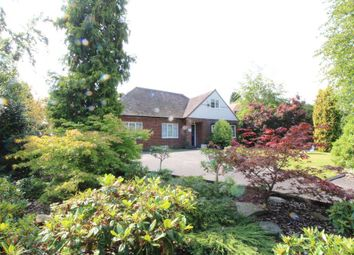 Thumbnail 3 bed detached bungalow for sale in Darras Road, Darras Hall, Newcastle Upon Tyne, Northumberland