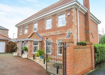 Thumbnail 5 bed detached house for sale in Burdon Walk, Castle Eden, Hartlepool
