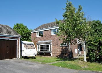 Thumbnail 4 bedroom detached house for sale in Elmdale Close, Warsash