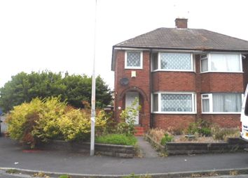 Thumbnail 3 bed semi-detached house for sale in Ambleside Road, Blackpool