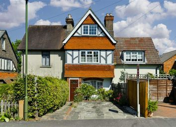 Thumbnail 3 bed terraced house for sale in Beech Road, Epsom, Surrey