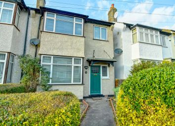 Thumbnail 3 bedroom end terrace house to rent in Donnybrook Road, London