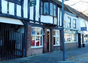 Thumbnail 1 bed flat for sale in 16B High Street, Baldock, Hertfordshire