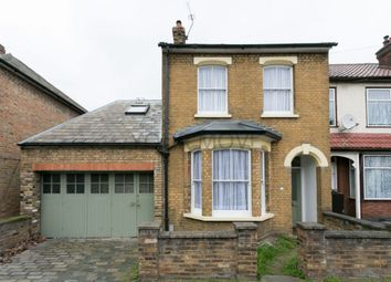 Thumbnail 2 bed semi-detached house for sale in Gloucester Road, Walthamstow, London