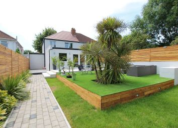 Thumbnail 4 bed semi-detached house for sale in Locarno Road, Greenford