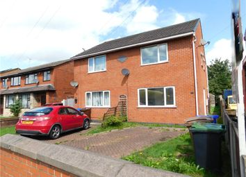 Thumbnail 3 bed semi-detached house for sale in Uttoxeter Road, Stoke-On-Trent, Staffordshire